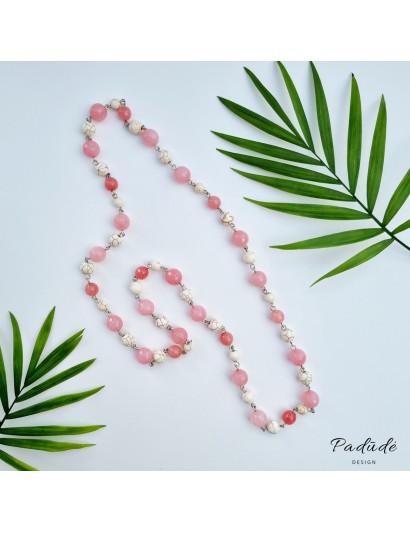 "Necklace ""Summer morning"""