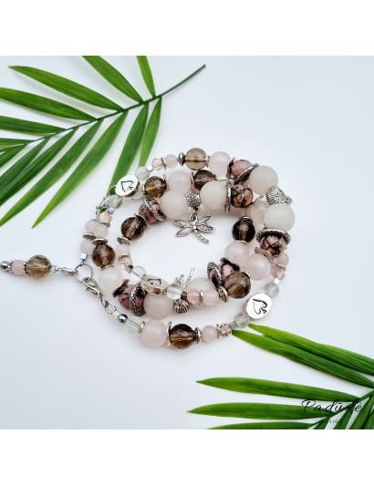 """Triple bracelet """"Butterfly"""""""