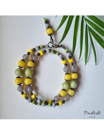Bracelet necklace 2in1...